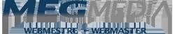 MEGMEDIA | Webmestre – Webmaster Logo